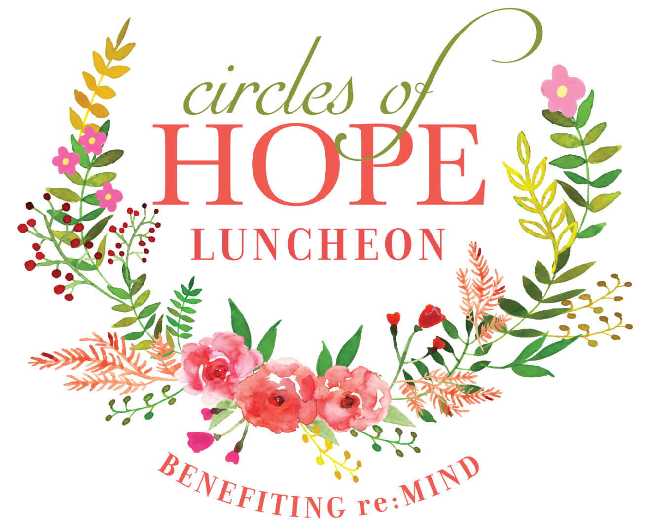 Circles of Hope Luncheon Logo