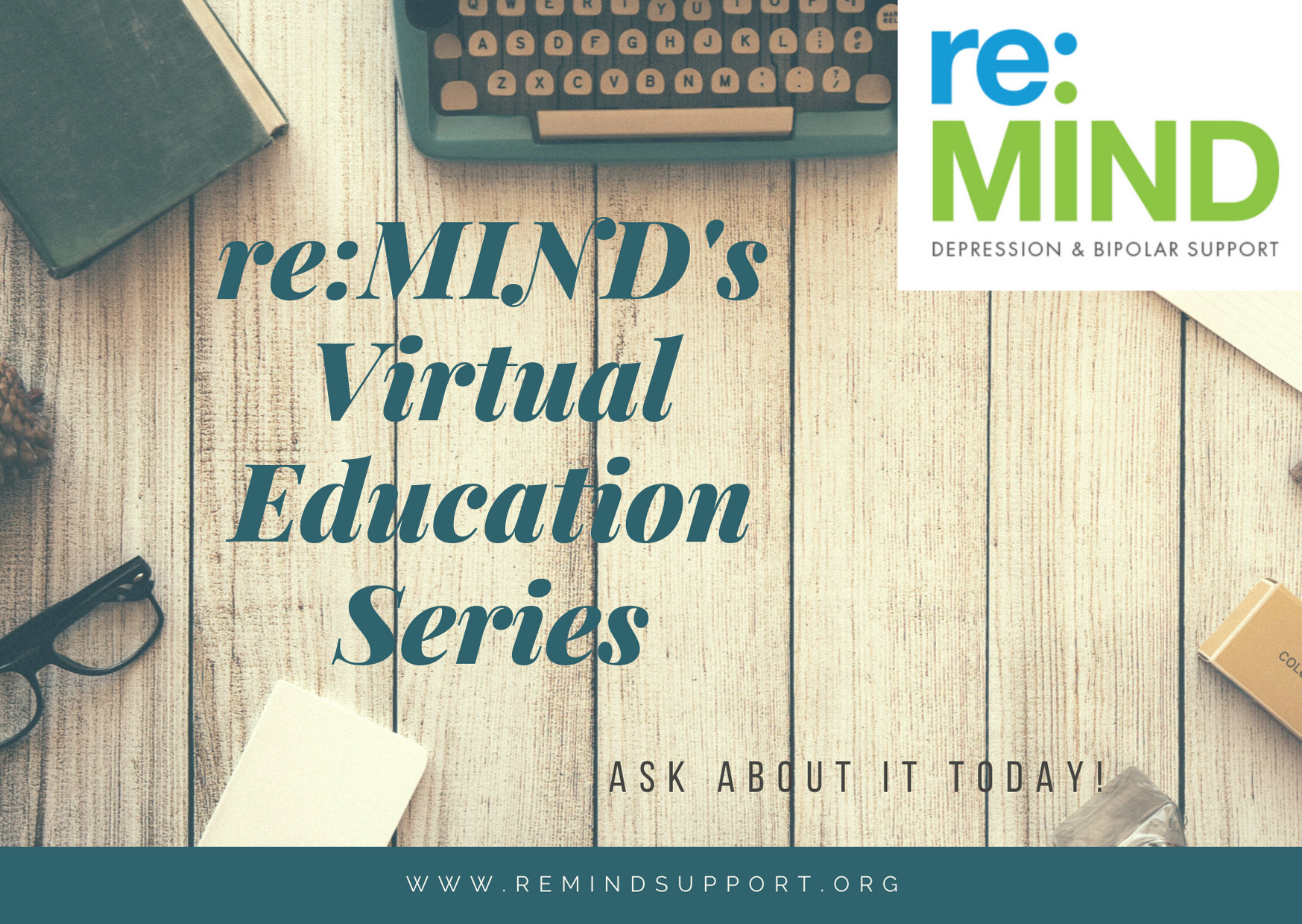 re:MIND Virtual Education Series