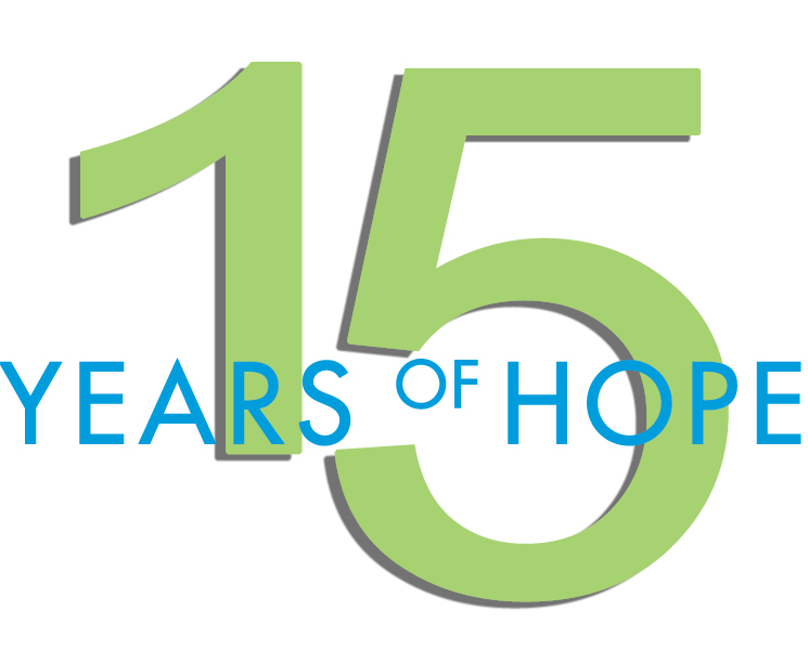 15 Years of Hope