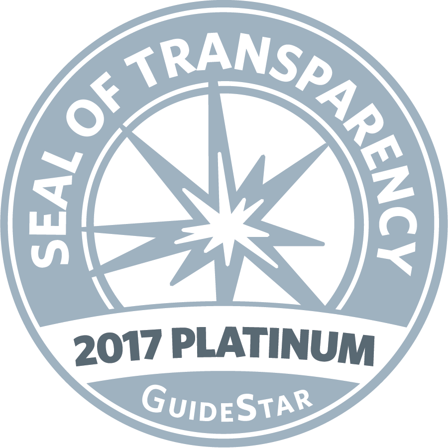 2017 Platinum Seal of Transparency